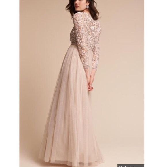 5cb70a45ffc Needle & Thread Dresses | Bhldn Needle Thread Rhapsody Dress Size 8 ...
